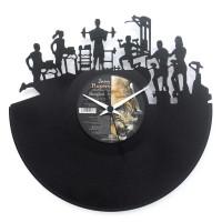 Orologio per appassionati di sala pesi