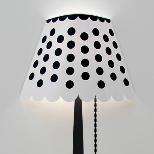 Lampada stickers da parete