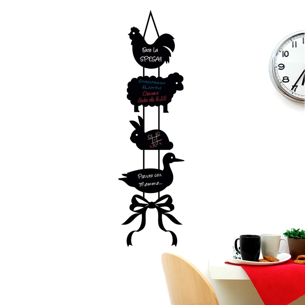Lavagnetta da cucina sticker
